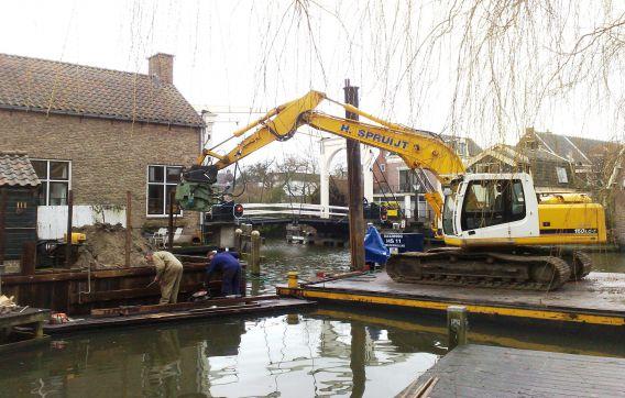 Gemeente Loenen waterwerk waterwerken