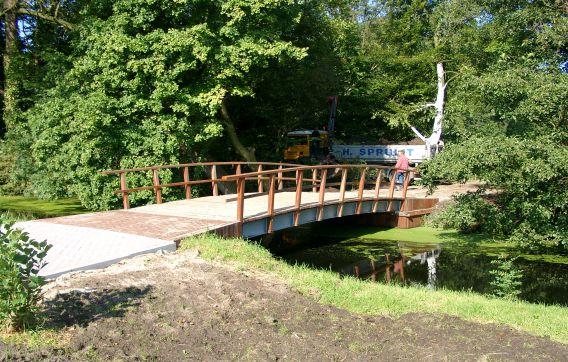 Nyenrode brug waterwerk waterwerken