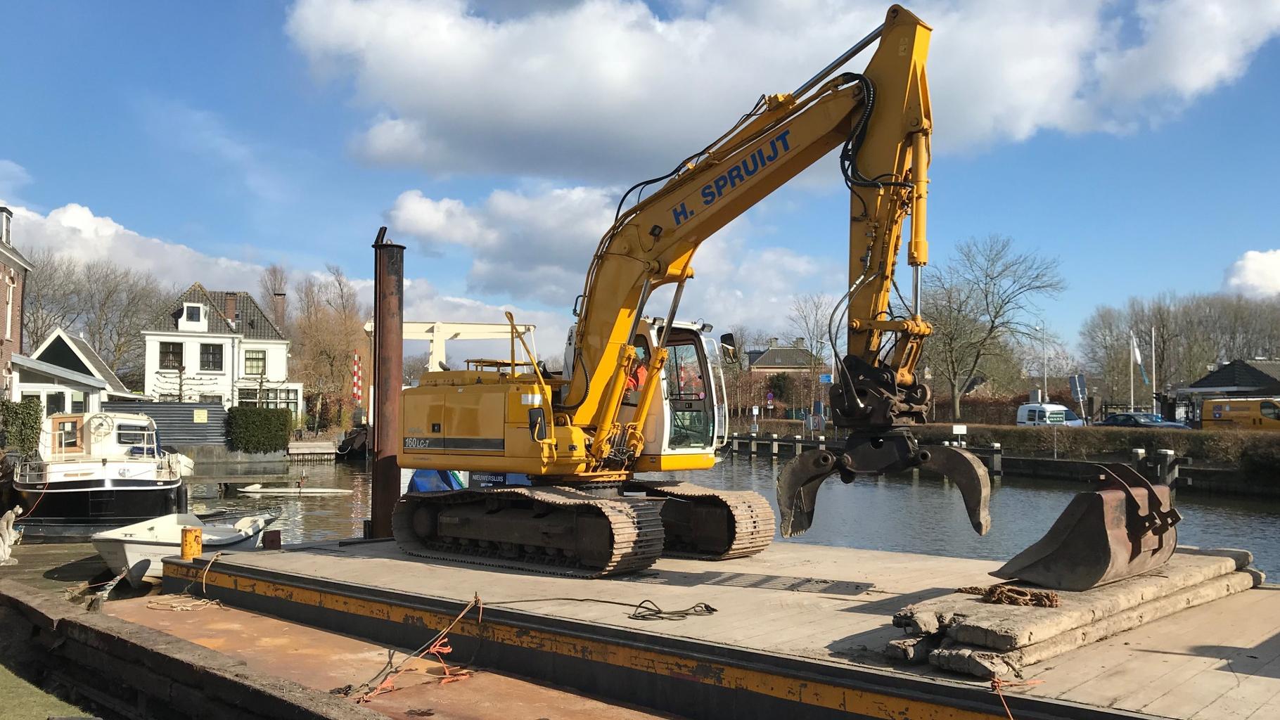 HSBBV waterwerken nieuwersluis